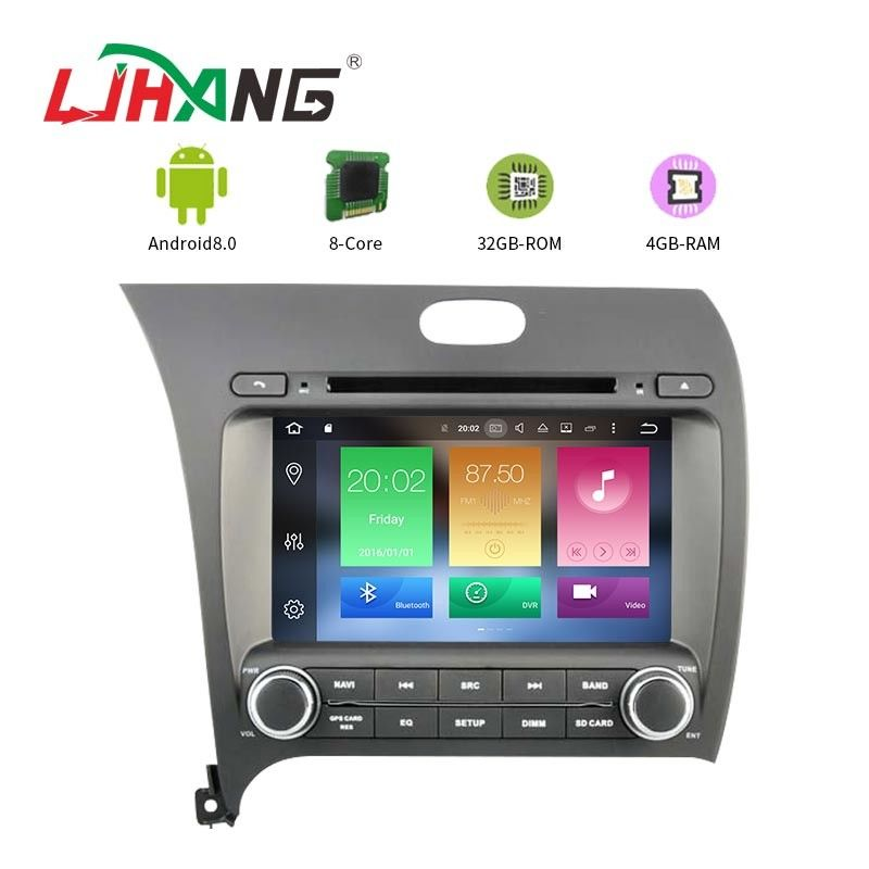 KIA K3 8.0 Bluetooth Android Car DVD Player Video Radio WiFi AUX LD8.0-5509